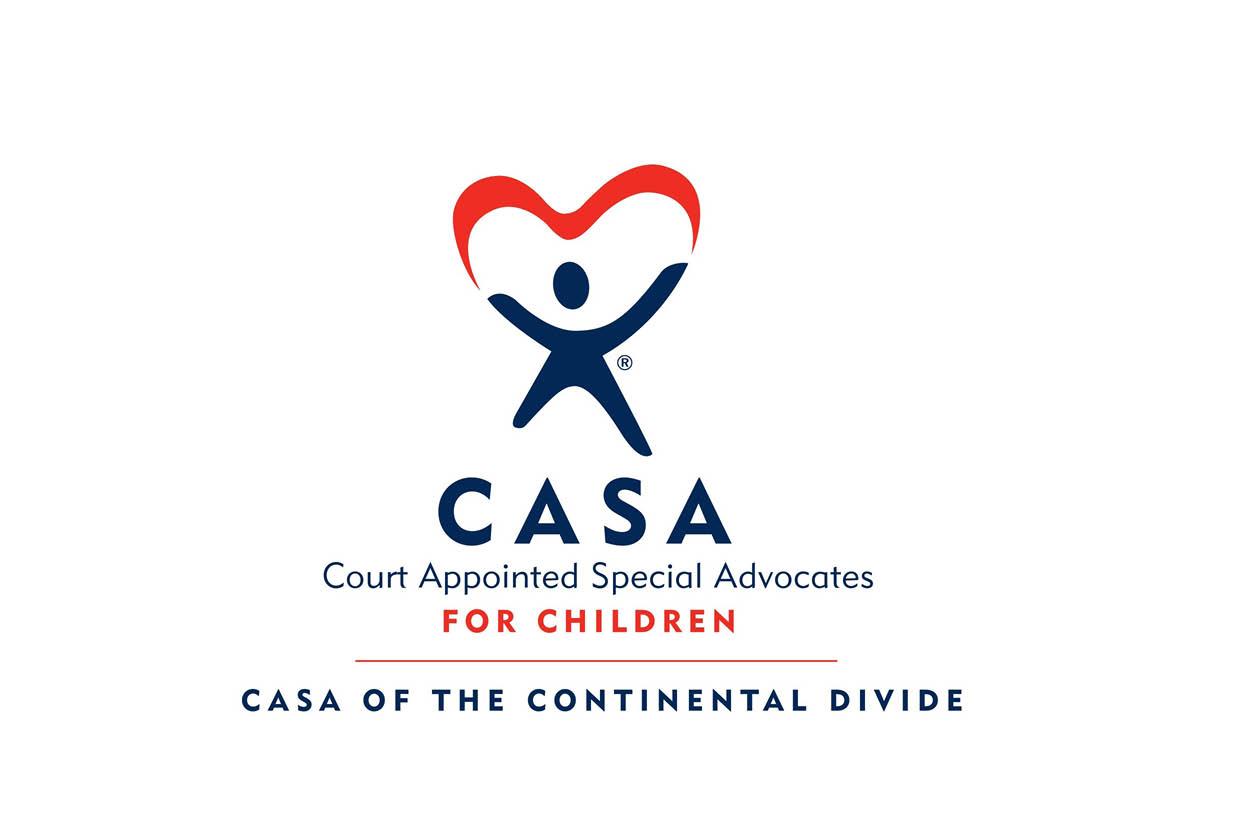 CASA of the Continental Divide Logo