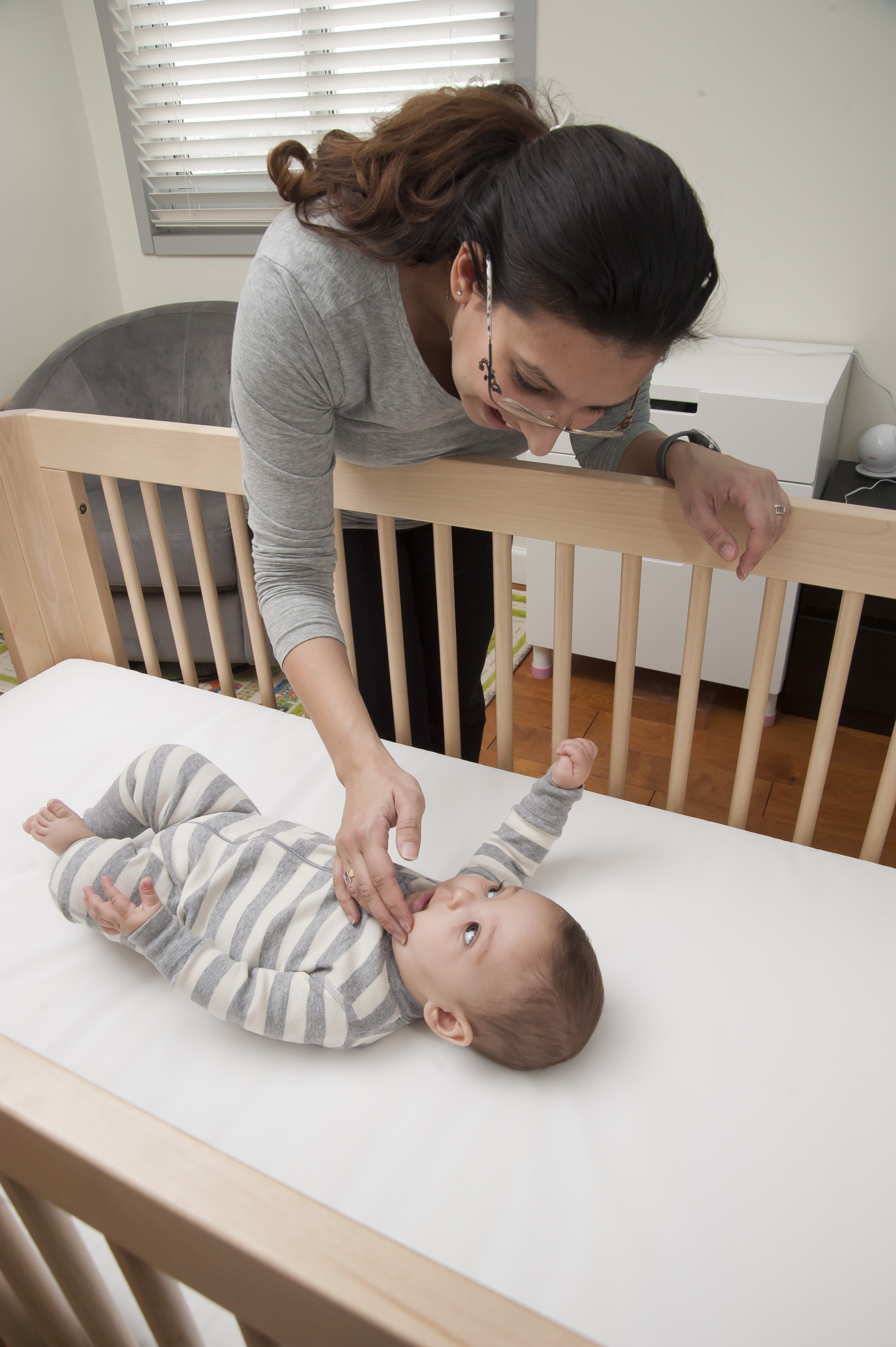 """CDC Grand Rounds on """"Safe Sleep for Infants"""" 